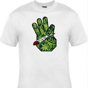 "BRAND NEW ""CANNABIS HAND, PASS THAT"" 💨💨"